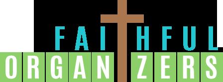 Faithful Organizers Logo