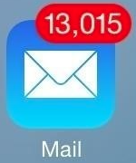 clean up email box
