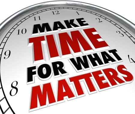 Time Management - Make time for what matters